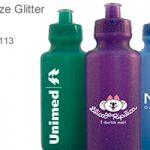 Squeeze Glitter 550ml - Plástico