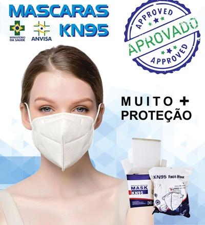 Máscara KN95 Brindes São Paulo